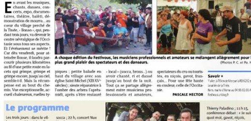 FestiVous ou le coeur de l'Occitanie !
