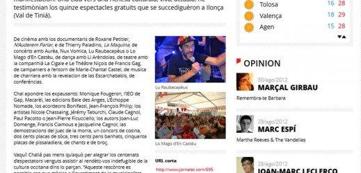 FestiVous dans Jornalet.com