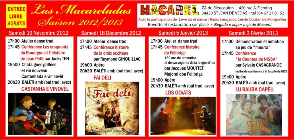 Samedi 2 février nous serons présents à Saint Jean de Vedas chez Macarel dans Actualités macareladas-internet