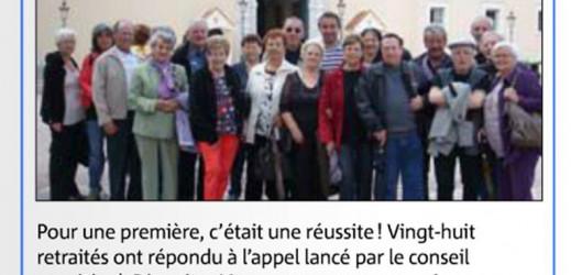 Les Ilonsois en «prince» pour Monaco !